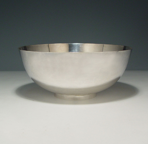 SOLD - An English Estate Silver Bowl