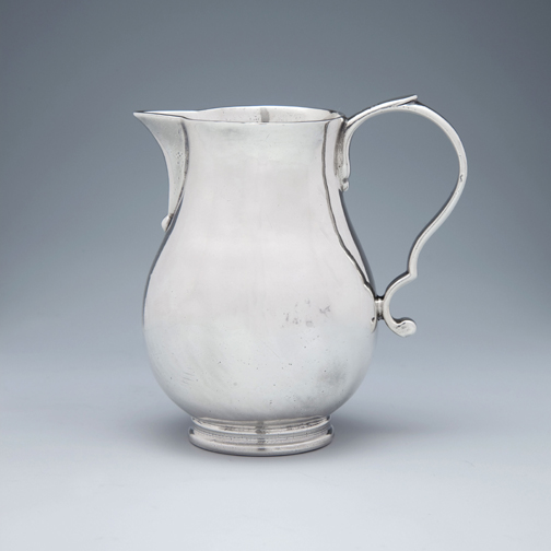 SOLD - A George I Antique English Silver Cream Jug